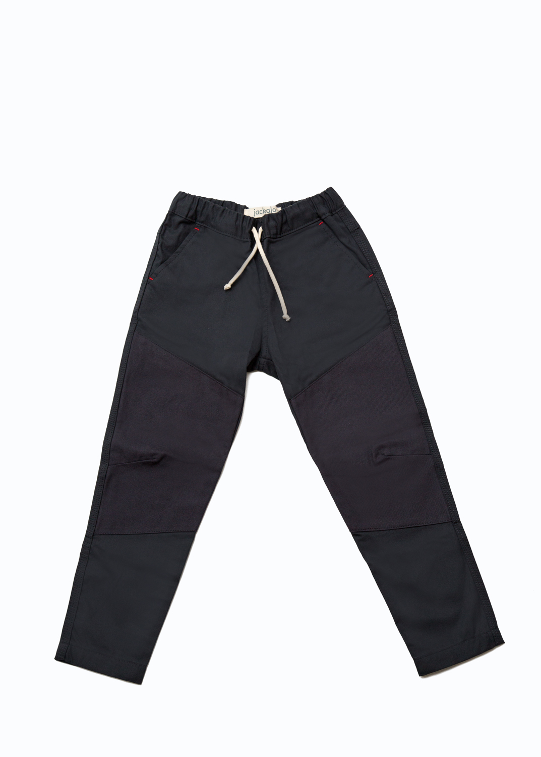 Jackalo Ash Pants in organic cotton twill