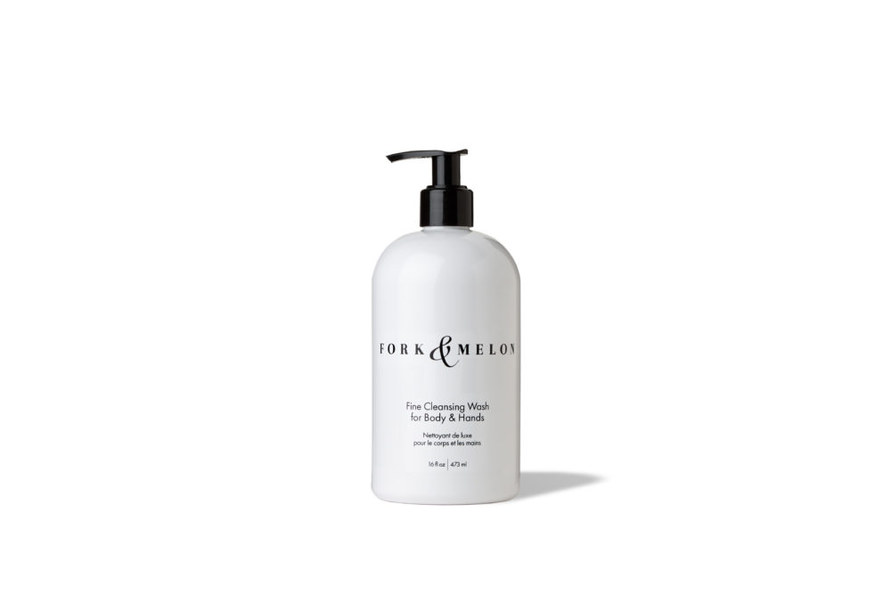 Fine Cleansing Wash for Body & Hands (Large Size)