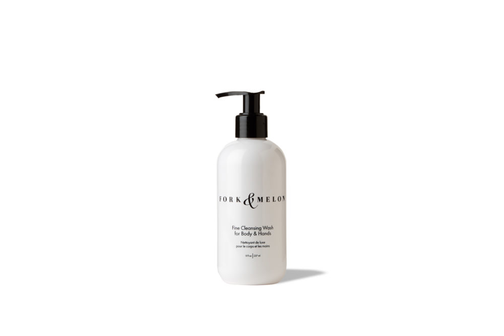 Fine Cleansing Wash for Body & Hands (Regular Size)