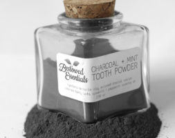 Charcoal Mint Tooth Powder 2.5 oz