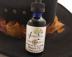 Compass Beard Oil