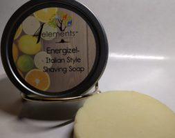 Energize! Italian Style Shaving Soap for Men