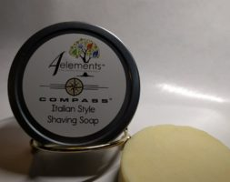 Compass Italian Style Shaving Soap for Men