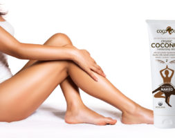 Naturally Naked Coconut Oil Moisturizer