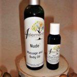 Nude Massage & Body Oil