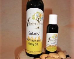 Solaris Massage & Body Oil