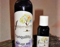 Tranquility Massage & Body Oil