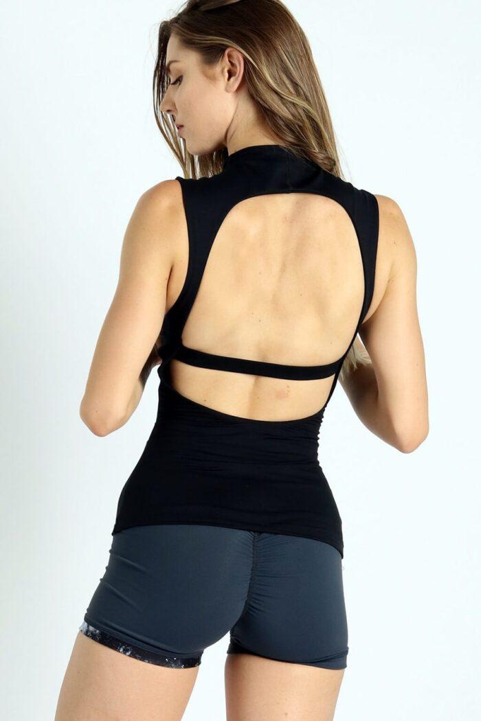 Yogavated hot yoga short with scrunch butt