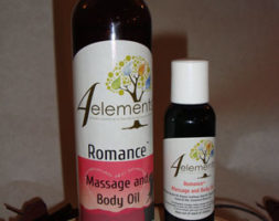 Romance Massage & Body OIl