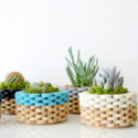 Blue Coast planter