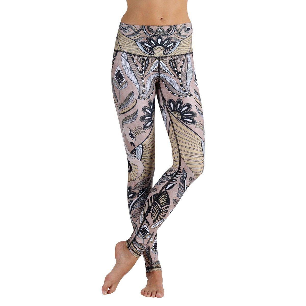 Desert Goddess Printed Yoga Leggings