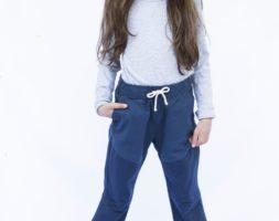 Jackalo – Ash Pants – Blue