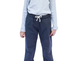 Jackalo – Lined Ash Pants – Anthracite
