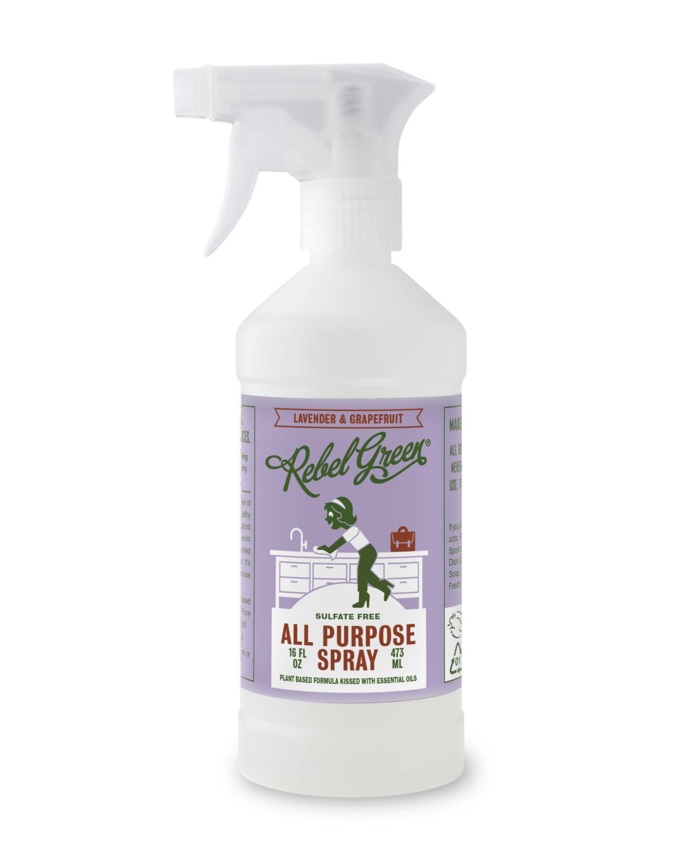 All Purpose Spray Lavender & Grapefruit