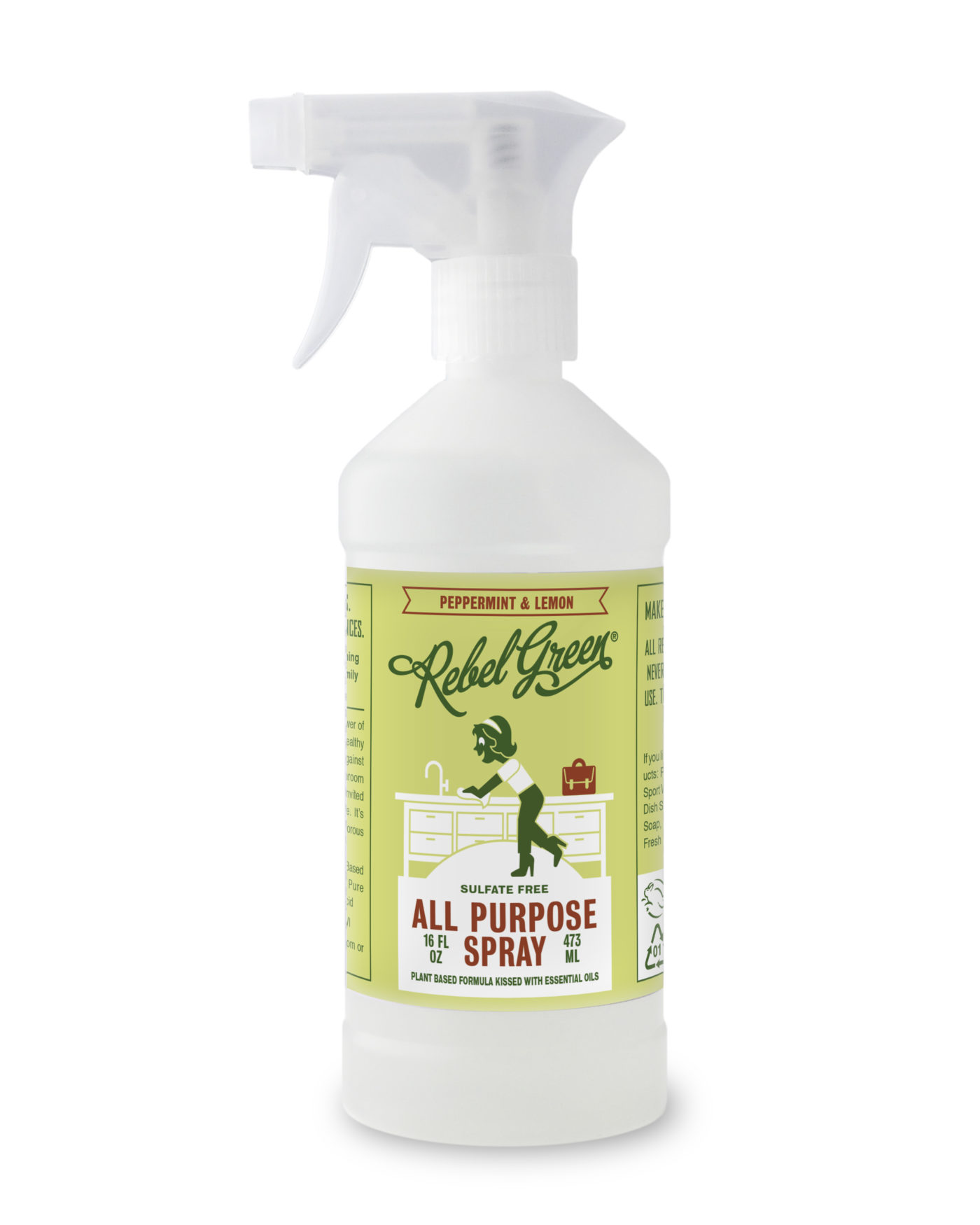 All Purpose Spray Peppermint & Lemon