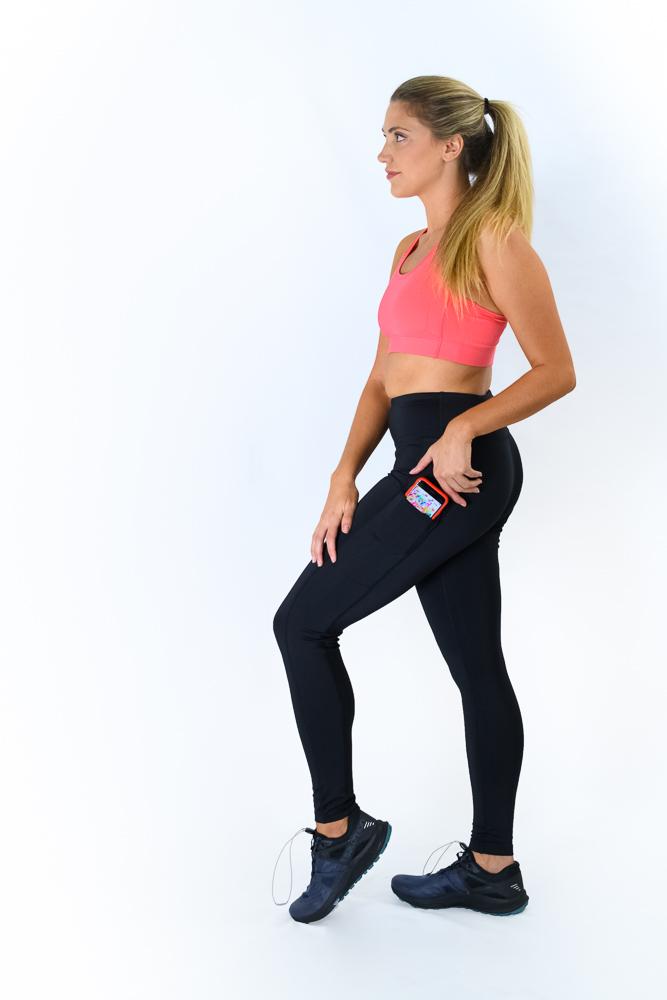 Adventurer Legging-Blackout