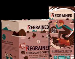 Supergrain Bar- Chocolate Coffee (Energy)by Regrainned