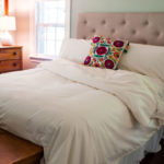 American Made Organic Cotton Duvet Cover Set