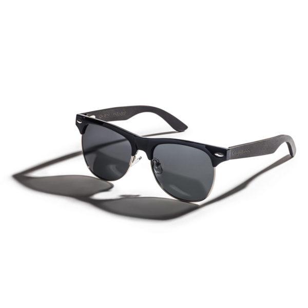 ebony wood men sunglasses polarized