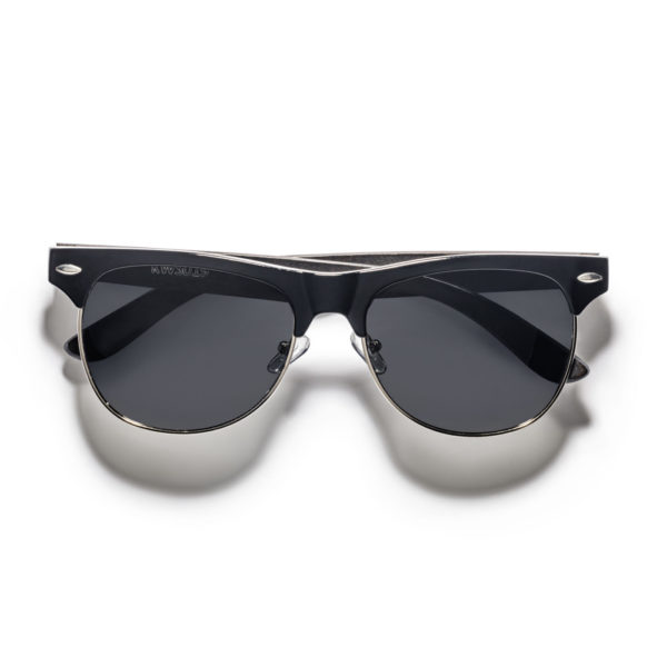 ebony wood men wayfarer sunglasses polarized
