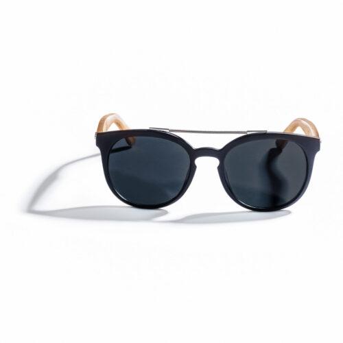 kraywoods double bridge bamboo sunglasses