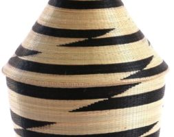 Peace Basket- Traditional Grass
