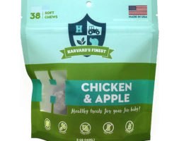 Chicken & Apple Healthy Grain-Free Soft Treats by SodaPup
