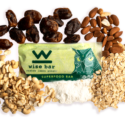 Cashew Lemon Ginger Wise Bar
