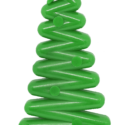 MKB Christmas Tree Ultra Durable Nylon Dog Chew Toy for Aggressive Chewers – Green