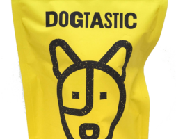 DT Dogtastic Cheddar Bagel Dog Treats