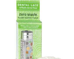 Dental Lace Plant Based Floss Single Pack
