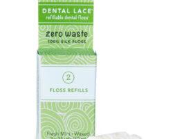 Dental Lace Refillable Floss Silk Refill