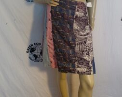 Patchwork Skirt Hermans ECO USA