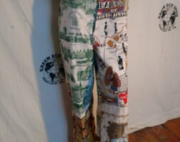 Womens Calendar Pants Hermans eco M USA