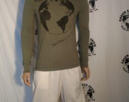 Hermans Hemp Organic cotton T shirt M World