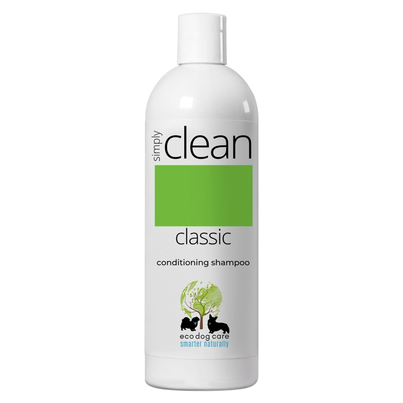 Eco Dog Care Simply Clean Classic Shampoo Bottle