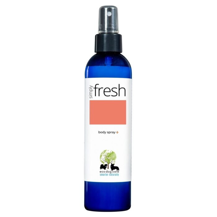 Simply Fresh Body Spray Bottle