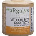 aRgalys Essentials Vitamin B12 with Iodine and Potassium