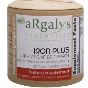 Argayls Essentials Iron Plus