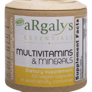 Argalys Essentials Multivitamins + Minerals