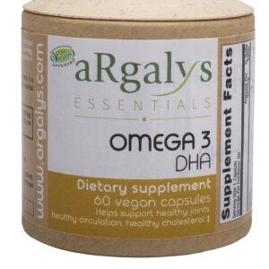 Argayls Essentials Omega 3 DHA