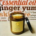 Ginger Yum Natural Body Butter – Ginger