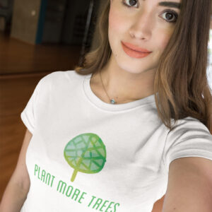 Organic Cotton Women's T-shirt