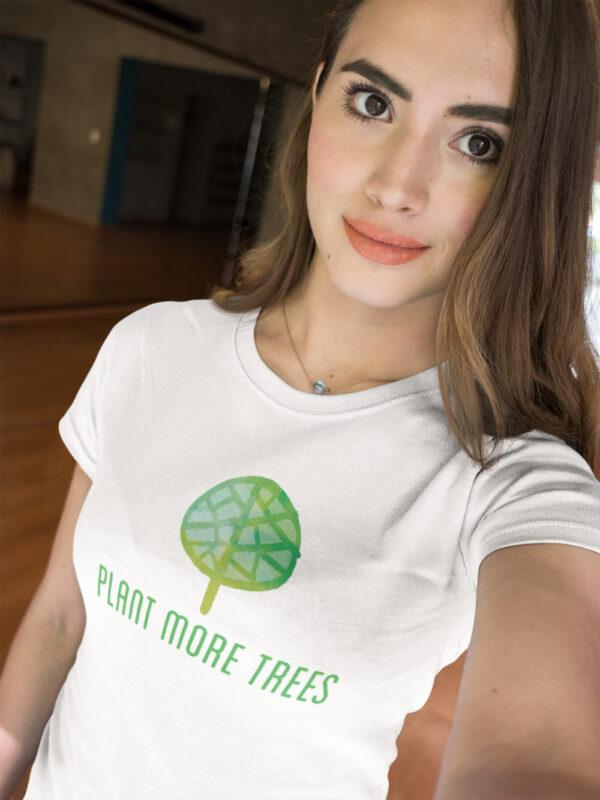 Organic Cotton Women's T-shirt