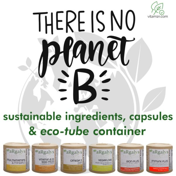 No Planet B with Earth - aRgalys Essentials