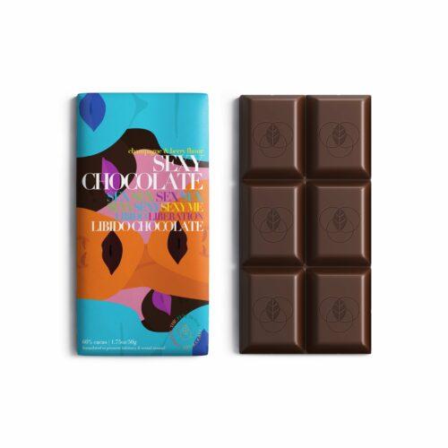 The Functional Chocolate Company Sexy Chocolate for Libido