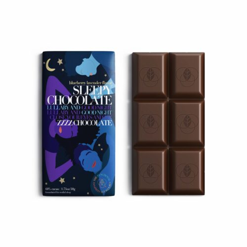 The Functional Chocolate Company Sleepy Chocolate